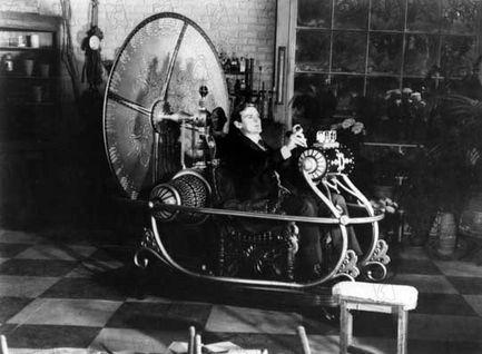 Une machine à voyager dans le temps doit être testée