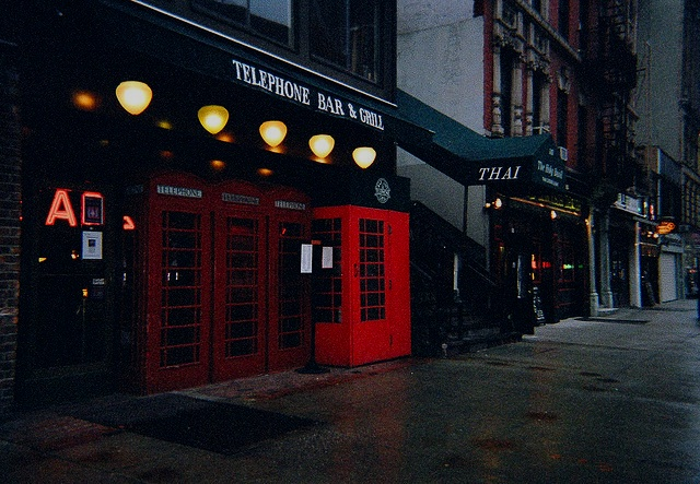 Telephone Bar and Grill